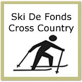 Saint-Sauveur Quebec - Ski de fonds Cross Country